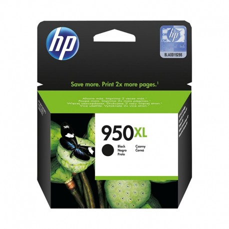 CARTUCHO ORIGINAL HP Nº 950 XL - NEGRO