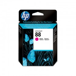 CARTUCHO ORIGINAL HP Nº 88 XL - MAGENTA