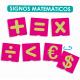 TACTO FICHAS DE NUMEROS Y PRE-ESCRITURA