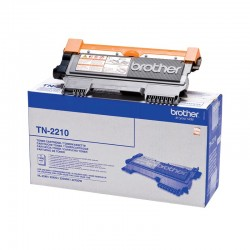 TONER ORIGINAL BROTHER TN2210 - NEGRO