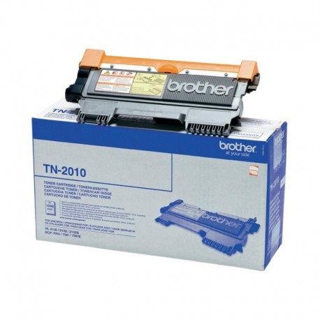 TONER ORIGINAL BROTHER TN2010 - NEGRO