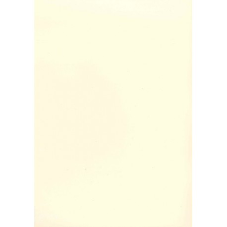 PAPEL COLOR A4 80 GRS. 100 H. CREMA