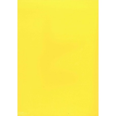 PAPEL COLOR A4 80 GRS. 100 H. AMARILLO INTENSO