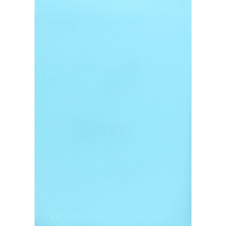 PAPEL COLOR A4 80 GRS. 100 H. AZUL CLARO
