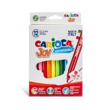 ROTULADOR CARIOCA JOY C/12 COLORES SURTIDOS