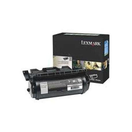 LEXMARK TONER T640/T642/T644 NEGRO 64016SE
