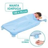 MANTA CON GOMAS PARA HAMACA 100X75 CMS.