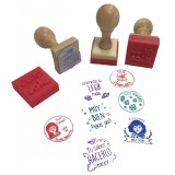 PACK 8 SELLOS PERSONALIZADOS PROFESORES 3 CMS