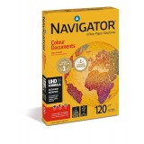 PAPEL NAVIGATOR BLANCO A4 120 GR 250 HOJAS