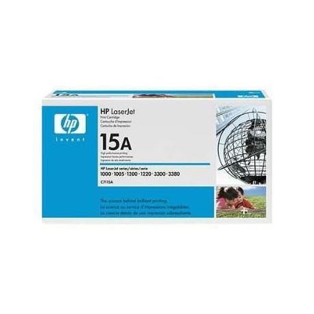 TONER ORIGINAL HP C7115A (15A) - NEGRO