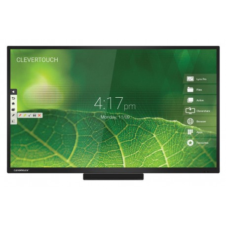 MONITOR CLEVERTOUCH PRO HIGH PRECISION 86""