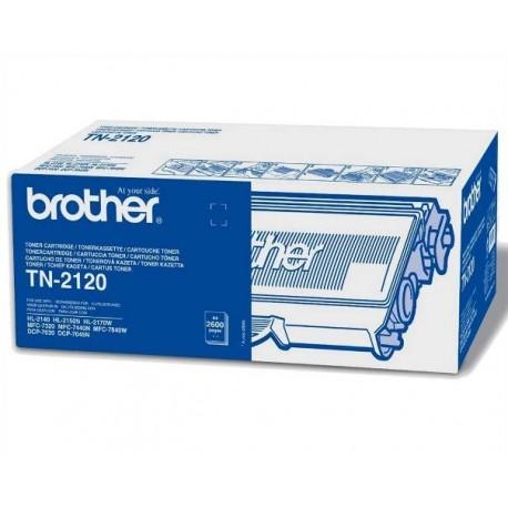 TONER ORIGINAL BROTHER TN2120 - NEGRO
