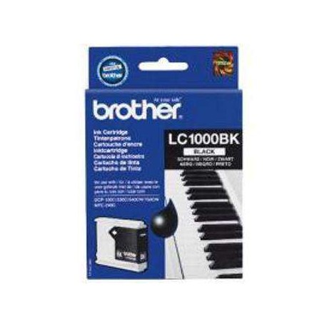 BROTHER MFC/DCP130C/240C/440CN NEGRO LC1000BK