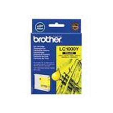 BROTHER MFC/DCP-130C/240C/330C AMARILLO LC1000Y