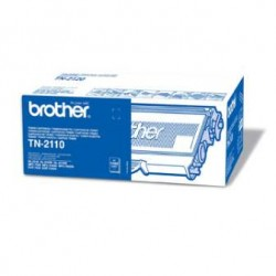 TONER ORIGINAL BROTHER TN2110 - NEGRO