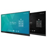 """MONITOR INTERACTIVO TRAULUX TLM80 75"""" 4K 8.0"""