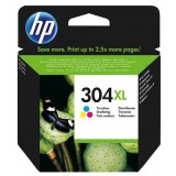 CARTUCHO ORIGINAL HP Nº 304XL - COLOR