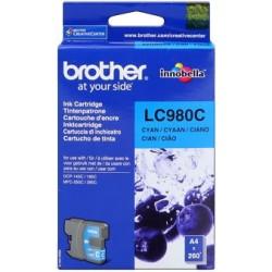 CARTUCHO ORIGINAL BROTHER LC980 - CIAN