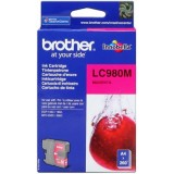CARTUCHO ORIGINAL BROTHER LC980 - MAGENTA