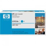 TONER HP LASERJET COLOR 5500/5550 CYAN C9731A