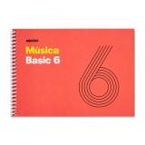 (L) CUADERNO MUSICA ADDITIO PRIMARIA 6