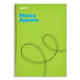 (L) CUADERNO MUSICA ADDITIO SECUNDARIA APPUNTO