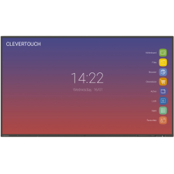 """MONITOR INTERACTIVO CLEVERTOUCH IMPACT 65"""" V2"""