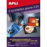 CARATULA CD/DVD APLI 10607 PORTADA Y DORSO