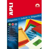 (L) ETIQUETA ILC APLI 2419 99X38 C/100