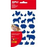 (L) GOMETS APLI ANIMALES 19 MM. B/ 20 H. 709