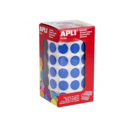 GOMETS APLI CIRCULOS 10,5 MM. AZUL 04852