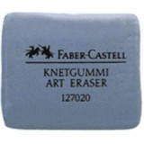 (L) GOMA FABER CASTELL CARBON Y PASTEL C/18 UDS