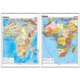 MAPA MURAL AFRICA FISICO/POLITICO EDIGOL
