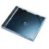 (L) ESTUCHE VACIO CD,S PACK 10 UNIDADES