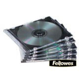 (L) ARCHIVADOR CD 1 UNIDAD SLIM FELLOWES