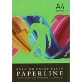 PAPEL COLOR A4 80 GRS. 500 H. VERDE INTENSO