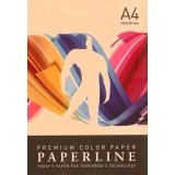 PAPEL COLOR A4 80 GRS. 500 H. SALMON