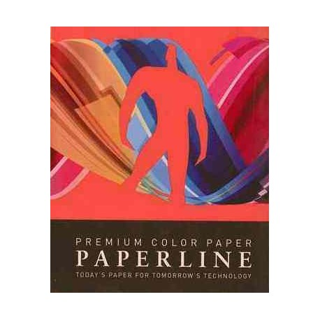 PAPEL COLOR A3 80 GRS. 500 H. ROJO INTENSO