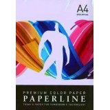 PAPEL COLOR A4 80 GRS. 500 H. LILA