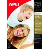 PAPEL APLI PHOTO BRIGHT 270GR DOBLE CARA 10419