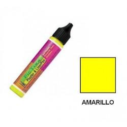 (L) PINTURA PICTIXX GLITTERPEN 25 ML AMARILLA