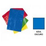BOLSA DISFRACES PLASTICO 65X90 AZUL OSCURO