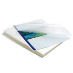 FUNDAS PLASTIFICAR ECO A4 125 MICRAS C/100 UDS