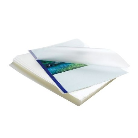 FUNDAS PLASTIFICAR A5 154X216 125 MICRAS C/100 UDS