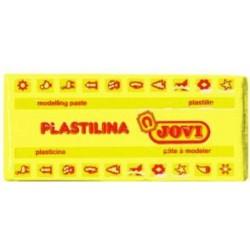 PLASTILINA JOVI MEDIANA 150 GR AMARILLO CLARO
