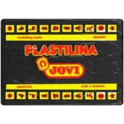 PLASTILINA JOVI GRANDE 350 GR NEGRA