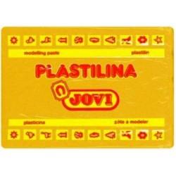 PLASTILINA JOVI GRANDE 350 GR AMARILLO OSCURO