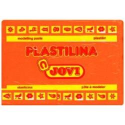 PLASTILINA JOVI GRANDE 350 GR NARANJA