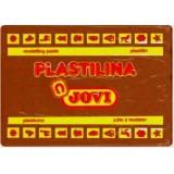 PLASTILINA JOVI GRANDE 350 GR MARRON