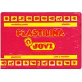 PLASTILINA JOVI GRANDE 350 GR RUBI